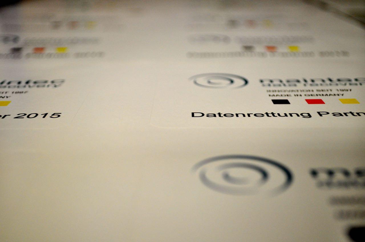 Datenrettung-Partner 2015